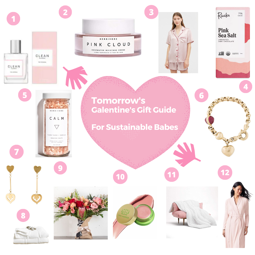 Galentine's Gift Guide for Sustainababes