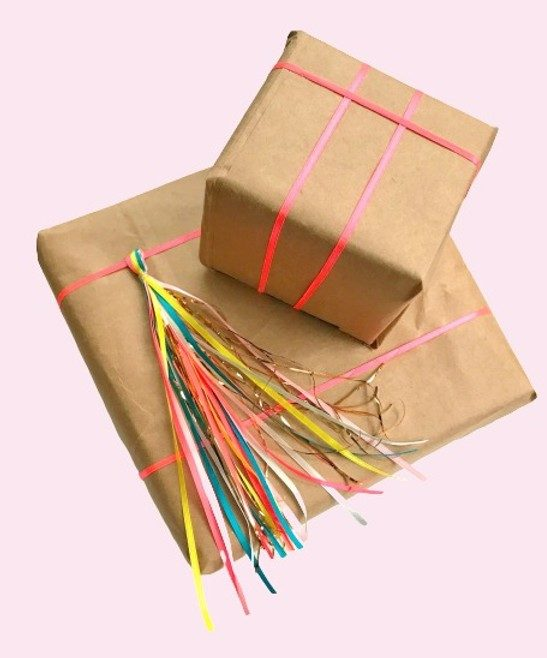 Waste-Free Wrapping Paper Alternatives