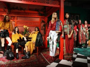 Alice and Olivia FW 20, no waste line