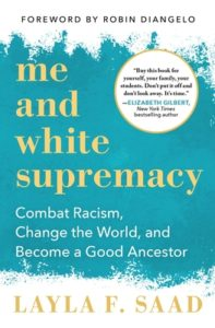 Me and White Supremacy cover