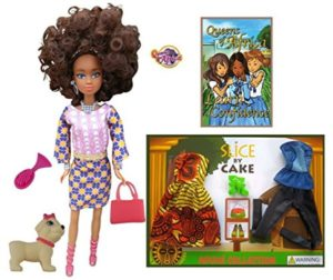Queen of Africa: Wuraola Doll with mini book
