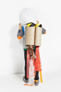 DIY Jetpack Stella McCartney Kids AW'15 Campaign